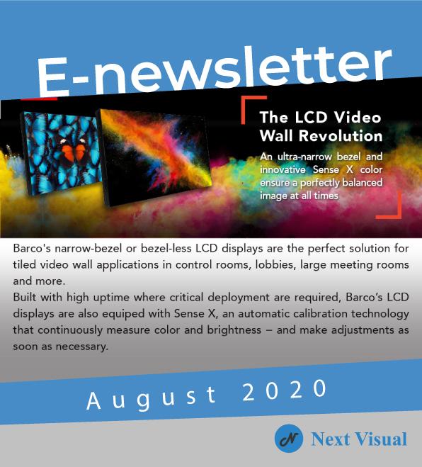 E-newsletter Aug 2020