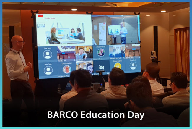 BARCO Education Day