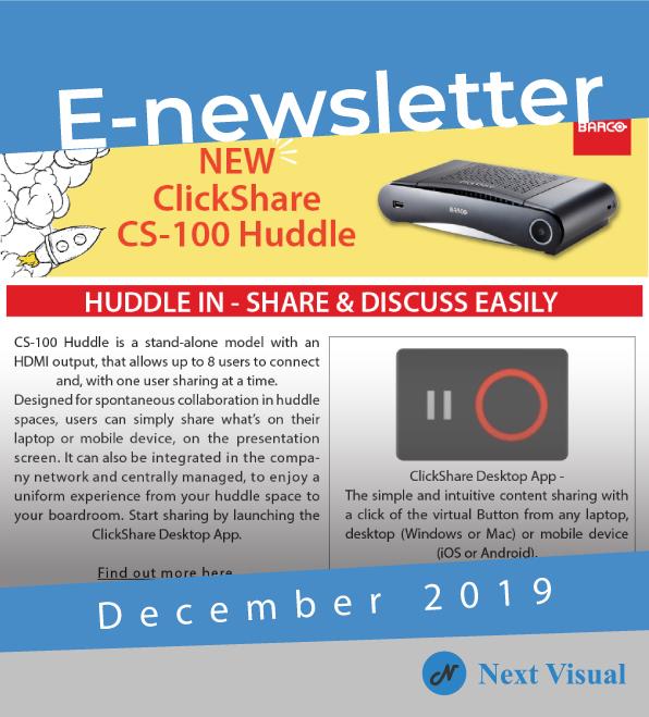 E-newsletter Dec 2019