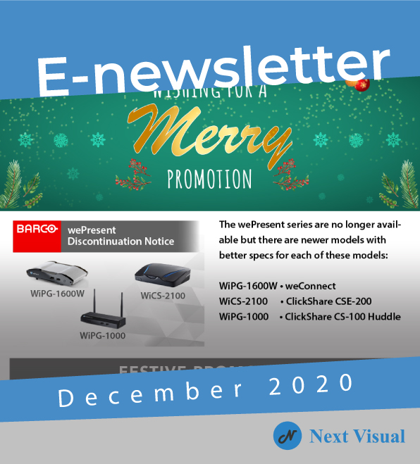 E-newsletter Dec 2020