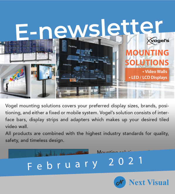 E-newsletter Feb 2021