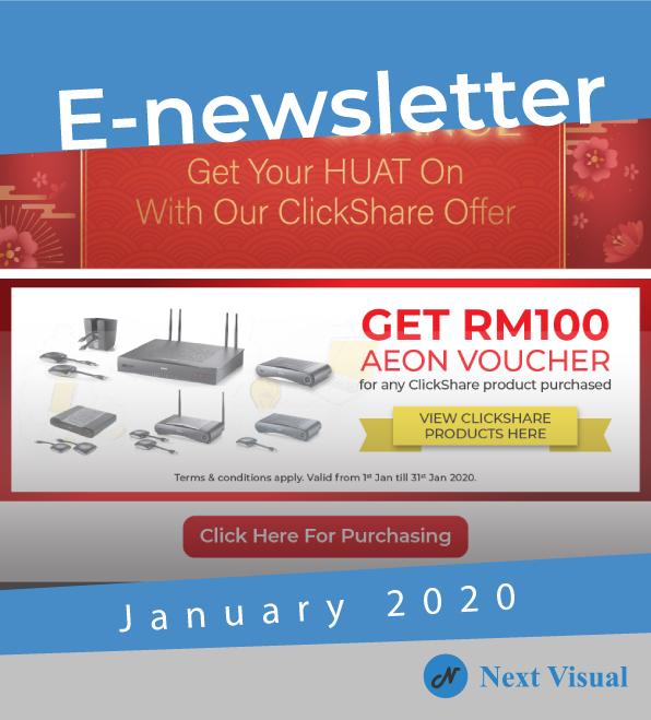 E-newsletter Jan 2020