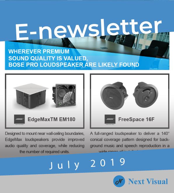 E-newsletter Jul 2019