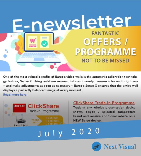 E-newsletter July 2020