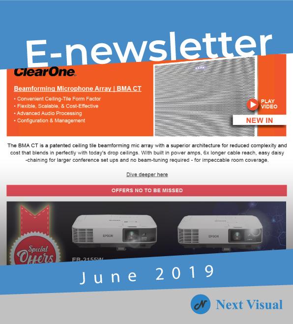 E-newsletter June 2019