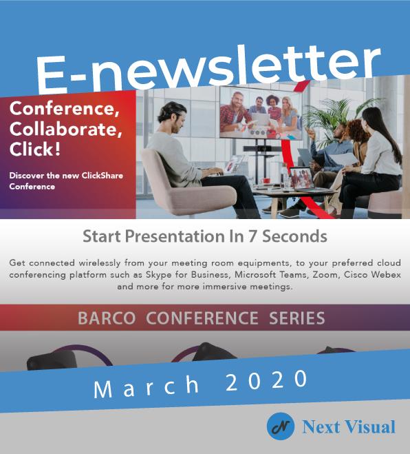 E-newsletter Mar 2020