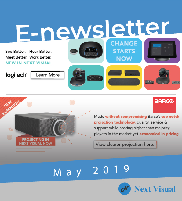 E-newsletter May 2019