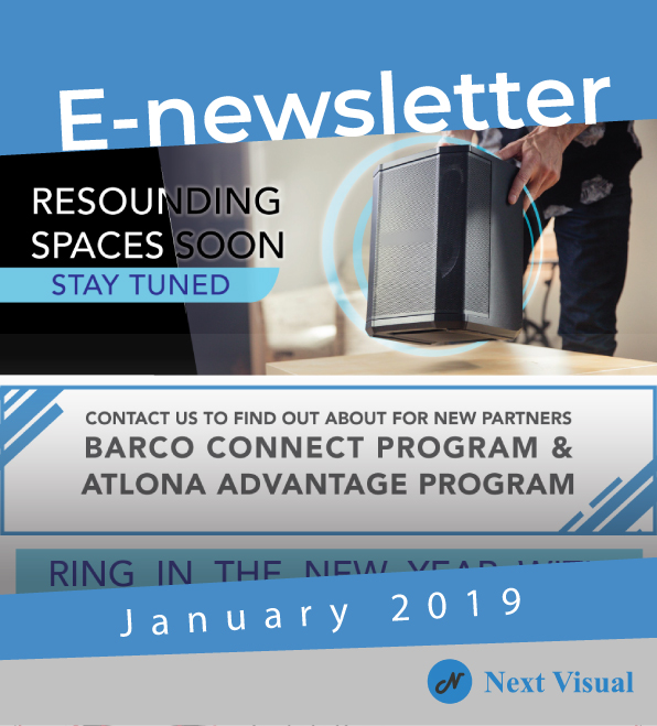 E-newsletter January 2019