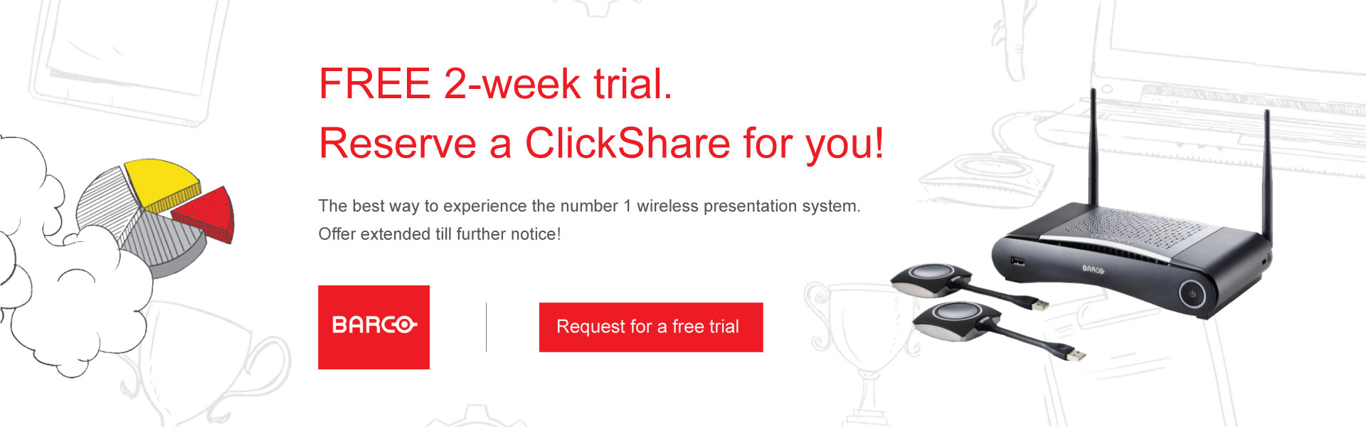 Barco Clickshare-2-weeks-trial