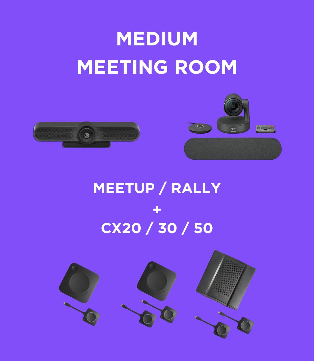 Meetup Rally for Medium Meeting Room