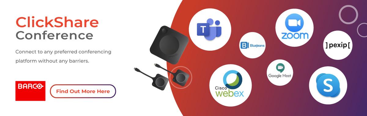 Barco ClickShare Conference